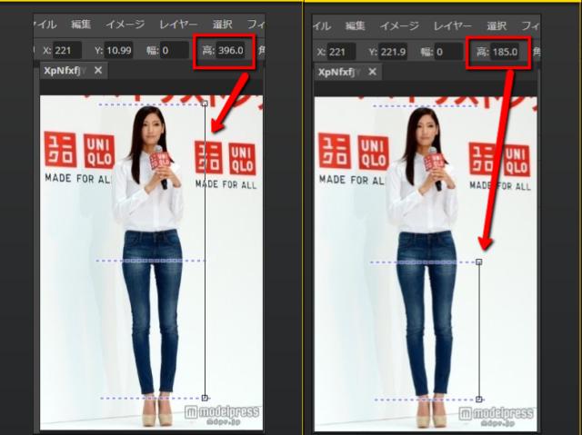 菜々緒の身長は実際何cm?股下や10頭身説を画像で検証!