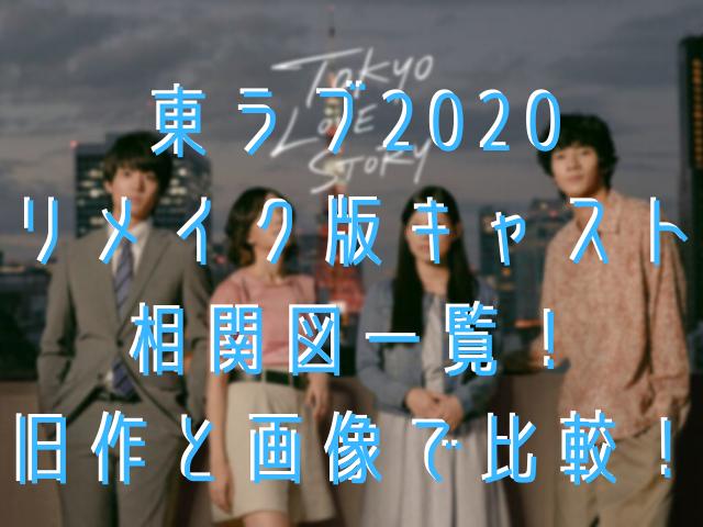 東京ラブストーリー 2020 配信