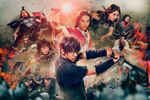 キングダム 映画 中国の反応 興行収入 いくら 海外の反応 評価