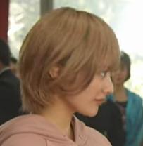 KW:安斉かれん 『M 愛すべき人がいて』 ショート 髪型 オーダー方法 セット方法